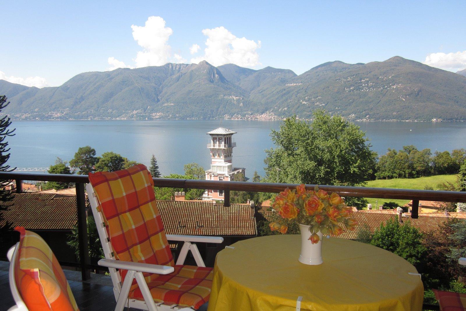 lago maggiore ferienwohnung privat und preiswert in luino. Black Bedroom Furniture Sets. Home Design Ideas